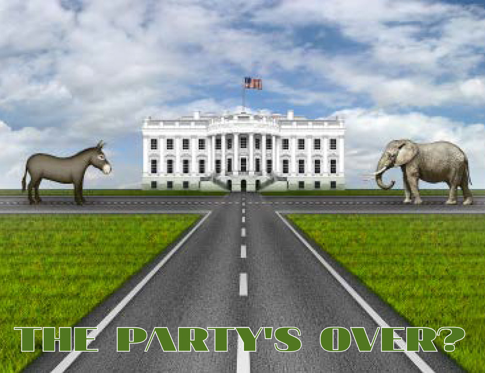 The Party's Over?; Sep 2016