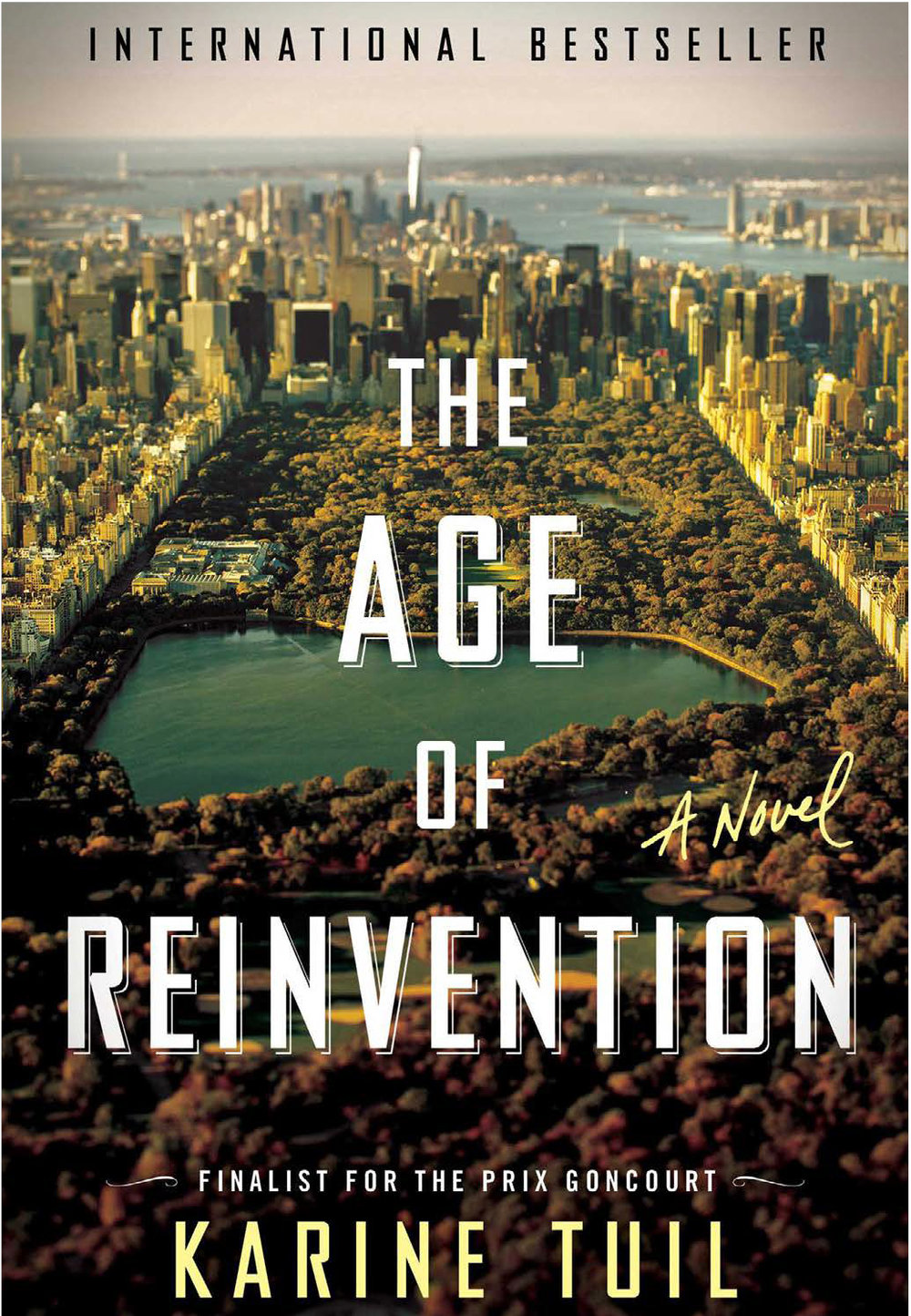 | The Age of Reinvention | Karine Tuil |