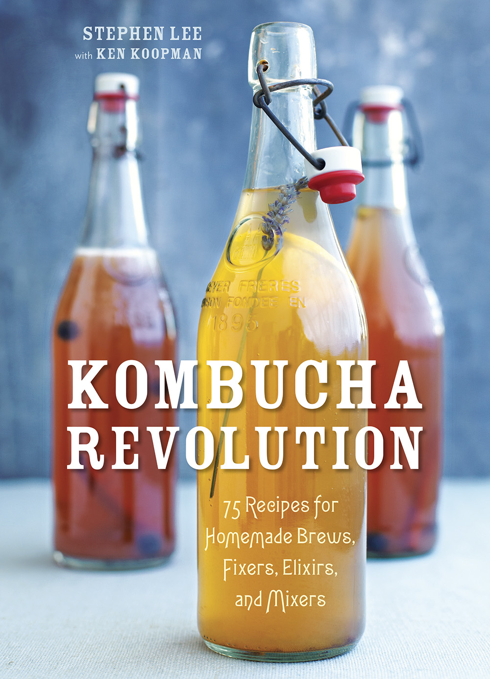 STEPHEN LEE/KOMBUCHA REVOLUTION