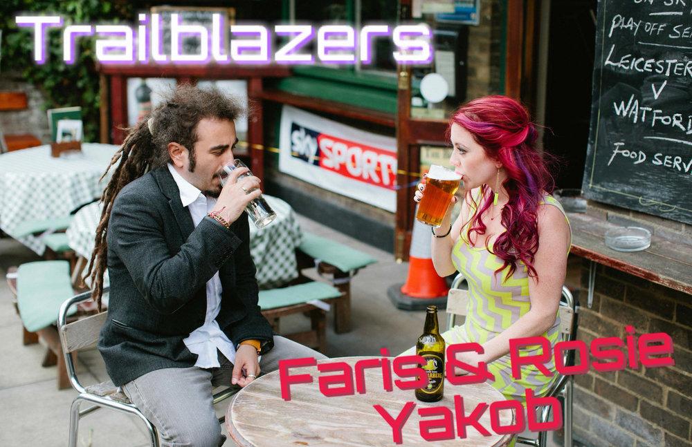 Faris + Rosie Yacob