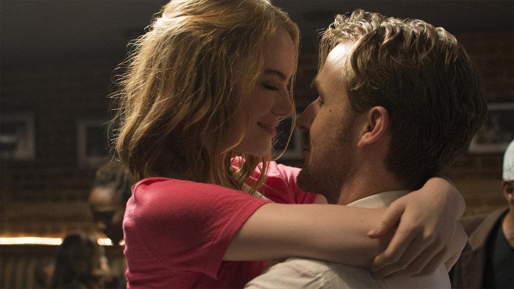 LA LA LAND | Emma Stone +Ryan Gosling