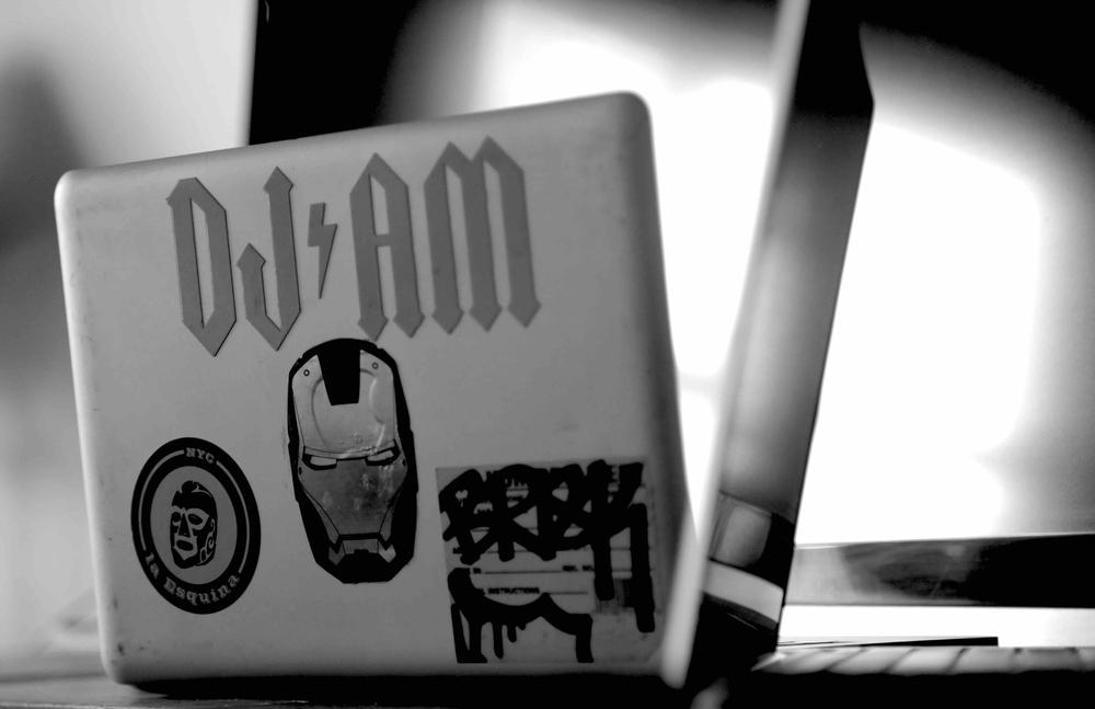 Kevin Kerslake/DJ AM