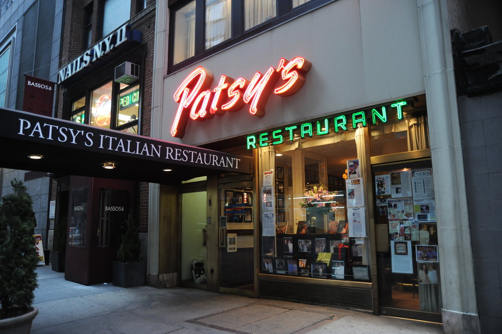 Frank Sinatra  loved eating at  Patsy's Italian Restaurant  and in honor of his birthday which would have been on Dec 12th, we're sharing favorite dishes from this iconic restaurant, complete with recipes.