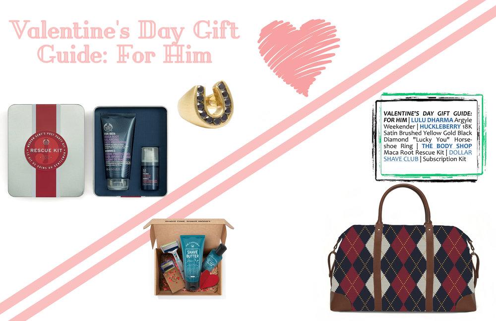 f124add142f3 VALENTINE'S DAY GIFT GUIDE: FOR HIM | LULU DHARMA Argyle Weekender |  HUCKLEBERRY 18K Satin