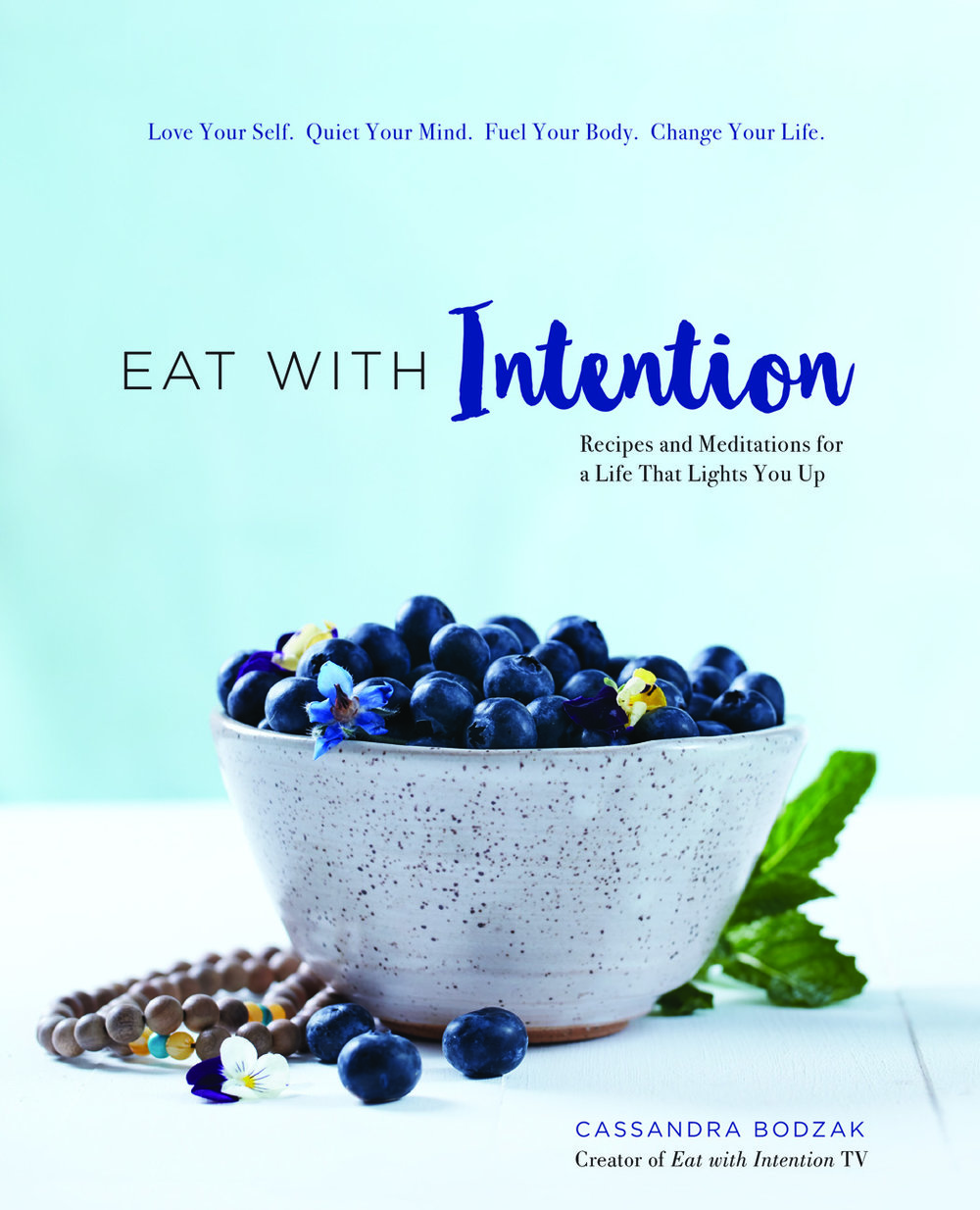 ART OF THE SNACK/NATIONAL GREEN ARE KEY - Eat With Intention by Cassandra Bodzak