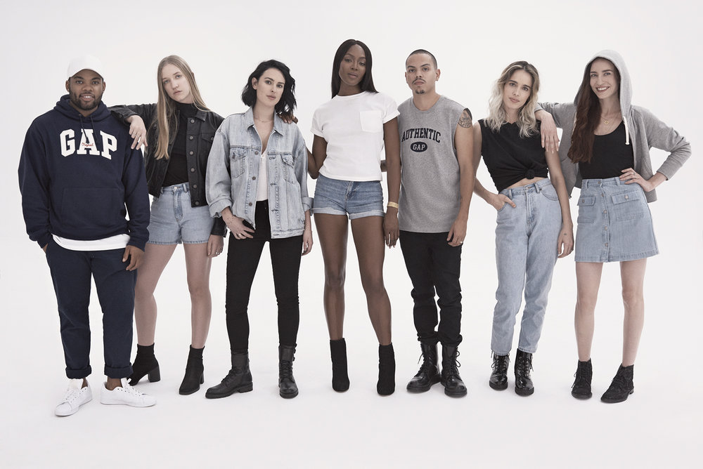 Gap Launches Limited-Edition '90's Archive Re-Issue Collection with 'Generation Gap' Film