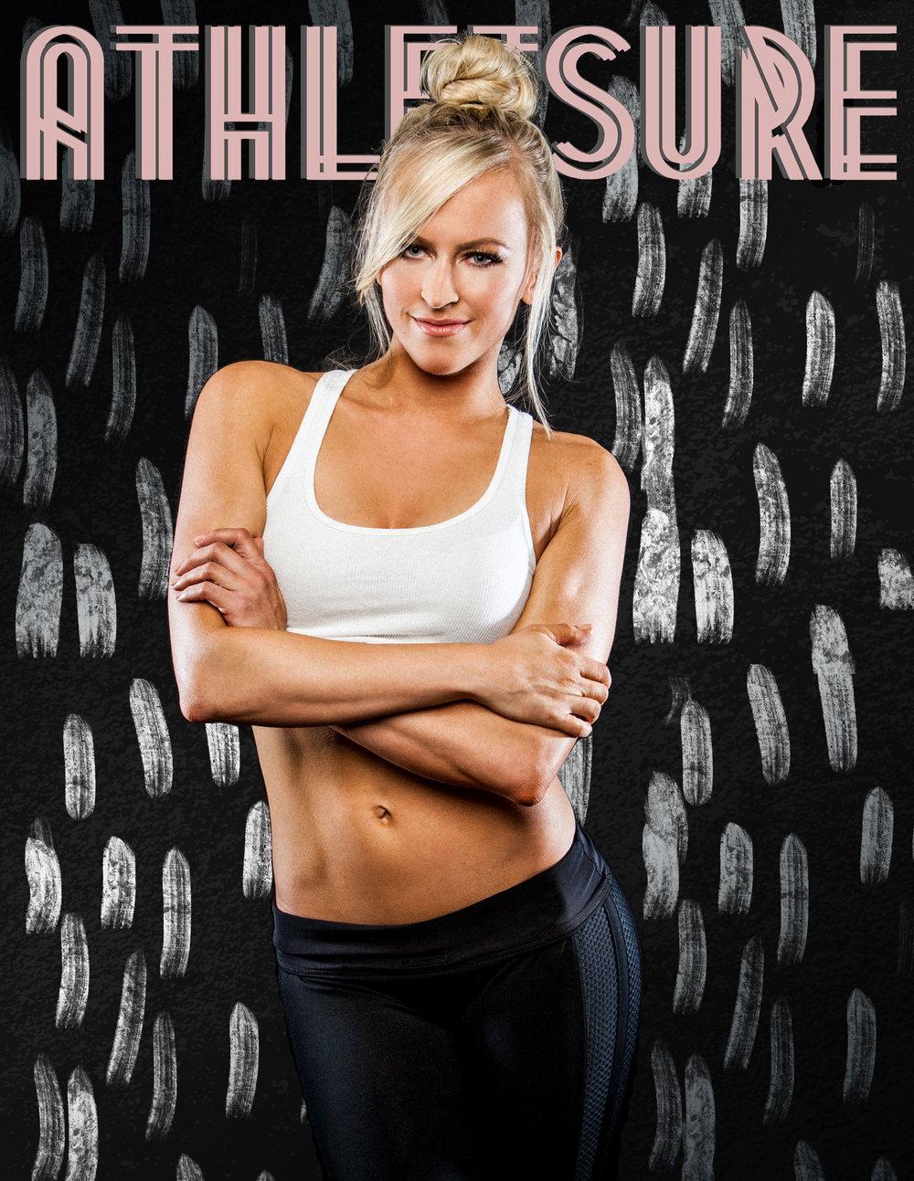Danielle Moinet aka WWE Summer Rae