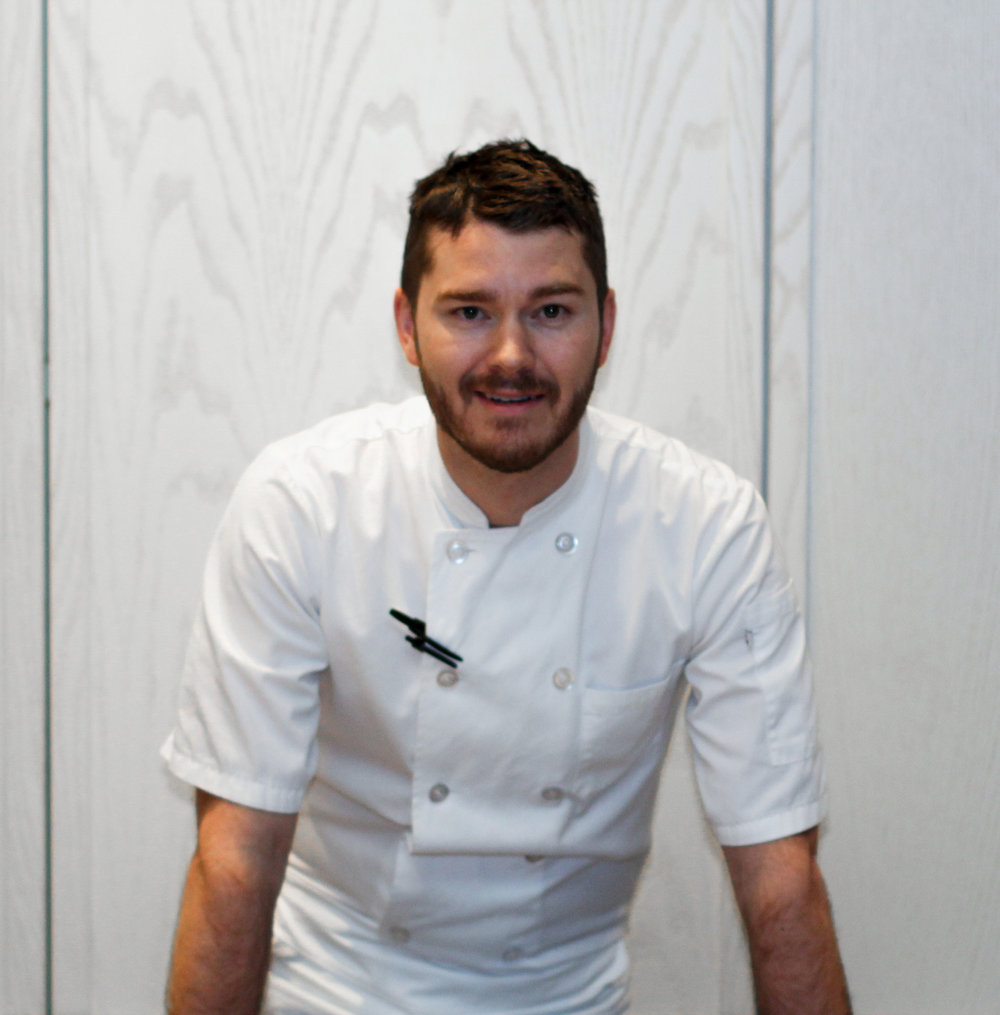 CHEF CHRIS SZYJKA