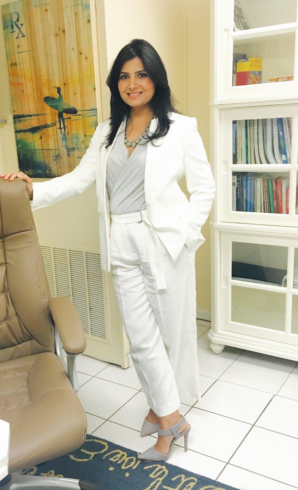 Dr. Sanam Hafeez PsyD