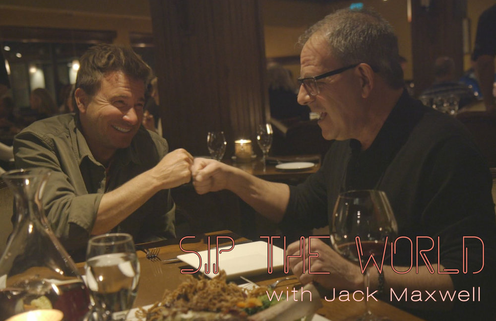 Sip The World With Jack Maxwell