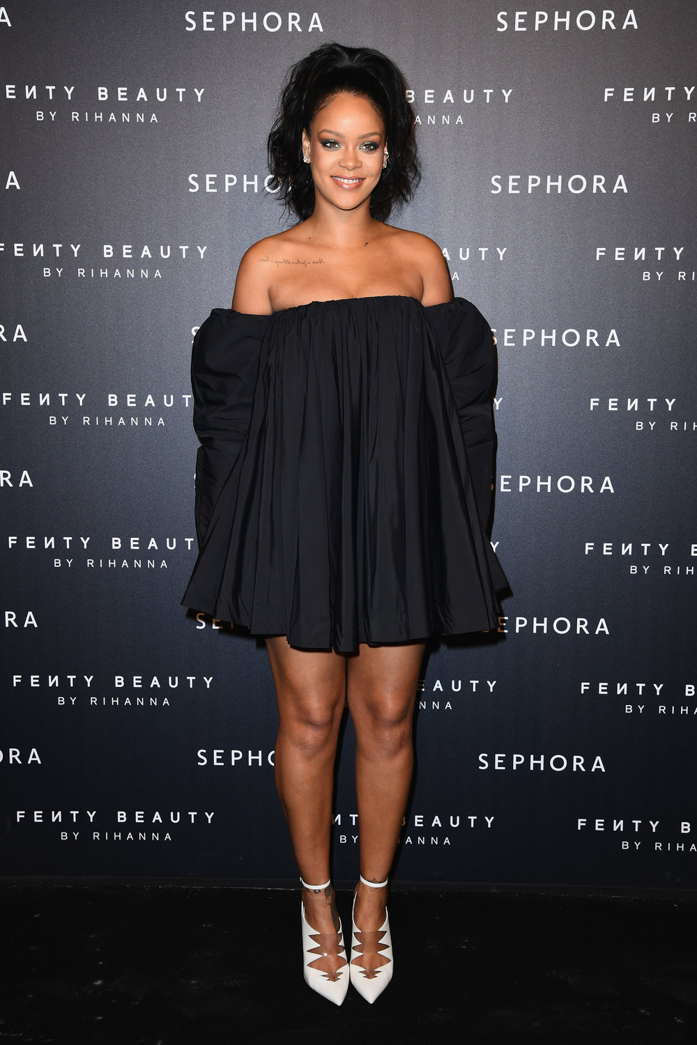 Rihanna - Fenty Beauty by Rihanna Sephora Paris Launch