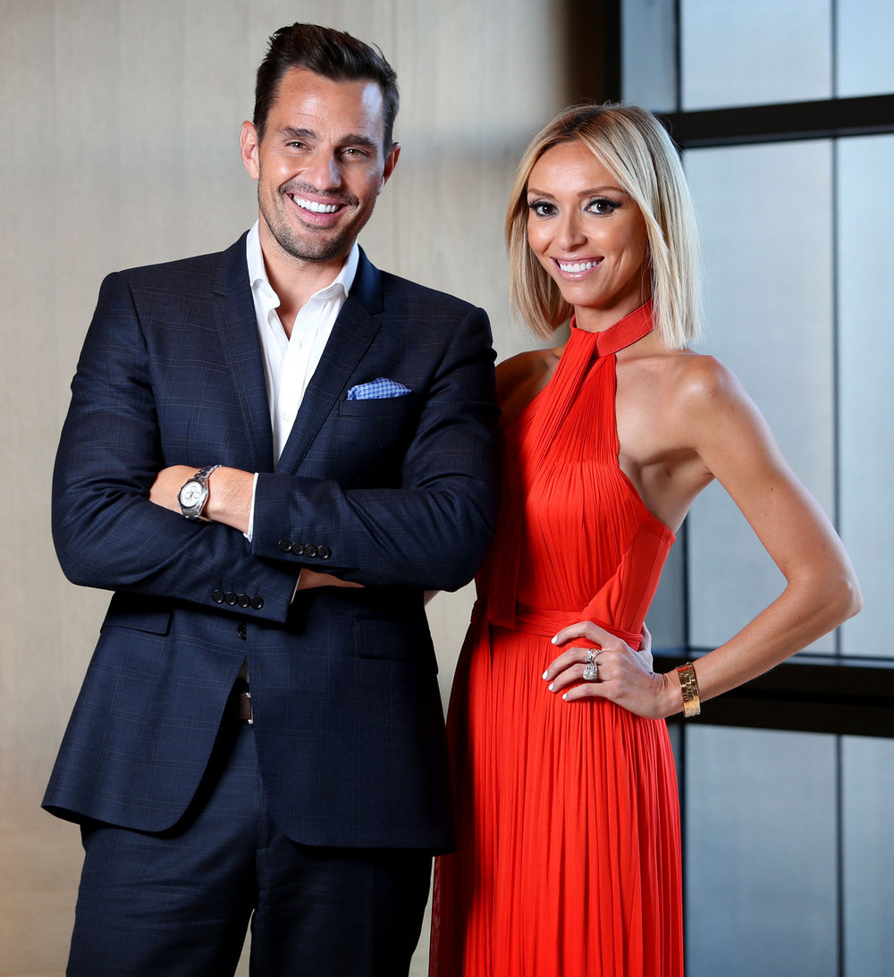 Bill + Giuliana Rancic