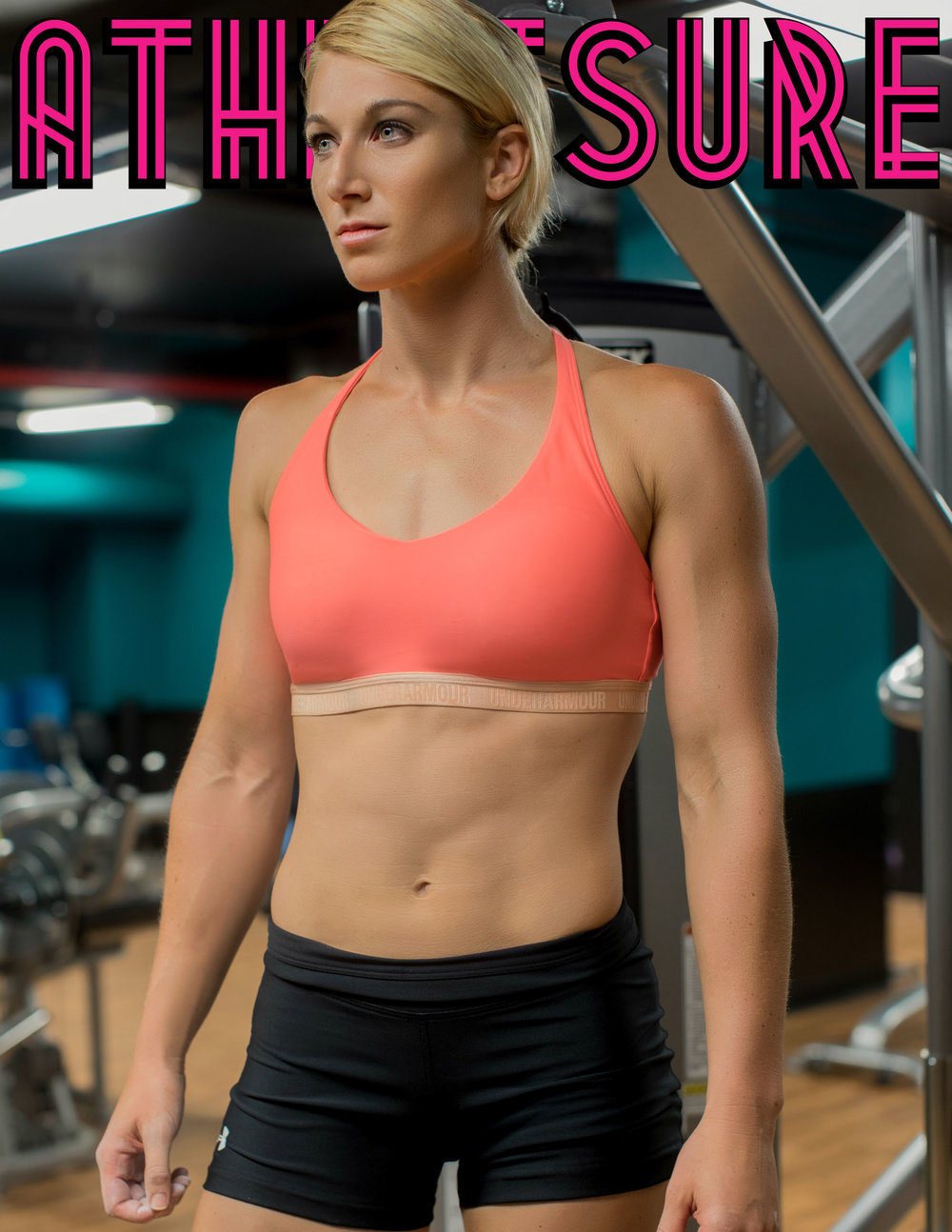 For the Love of the Stunt with Jessie Graff; Aug 2017