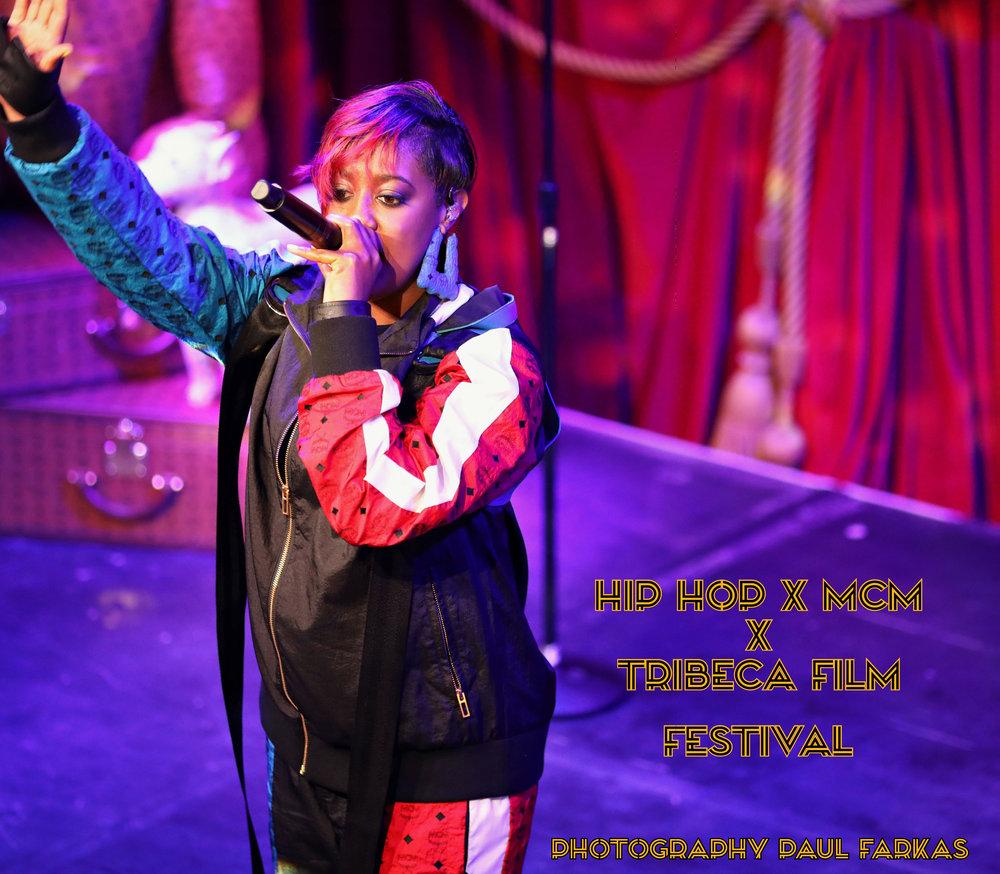 MCM X HIP HOP X TRIBECA FILM FESTIVAL