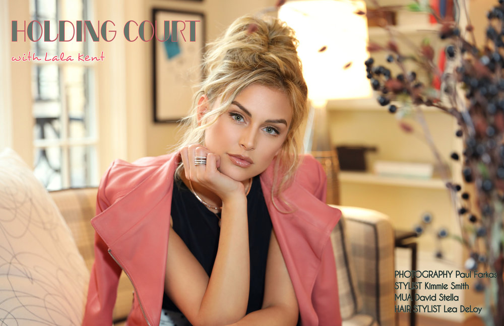 ATHLEISURE MAG MAY ISSUE WITH OUR CELEBRITY COVER, BRAVO'S VANDERPUMP RULES STAR Lala Kent
