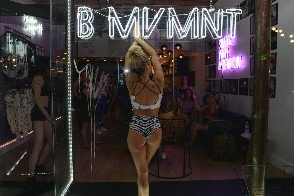 B MVMNT