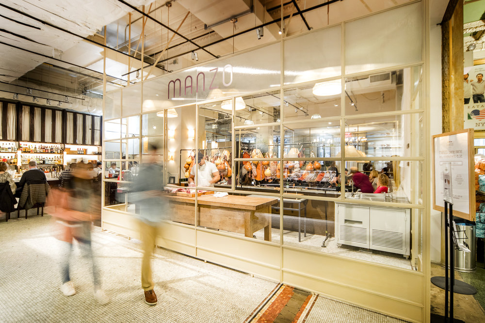 Eataly/Chef Adam Hill