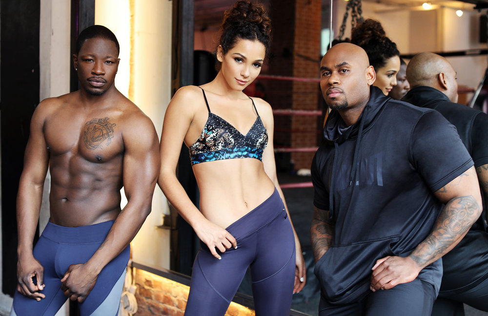 ATH MAG | JUL 2018  Cover Editorial with   E! Revenge Body With Khloe Kardashian and Celebrity Fitness Trainer, Corey Calliet  .