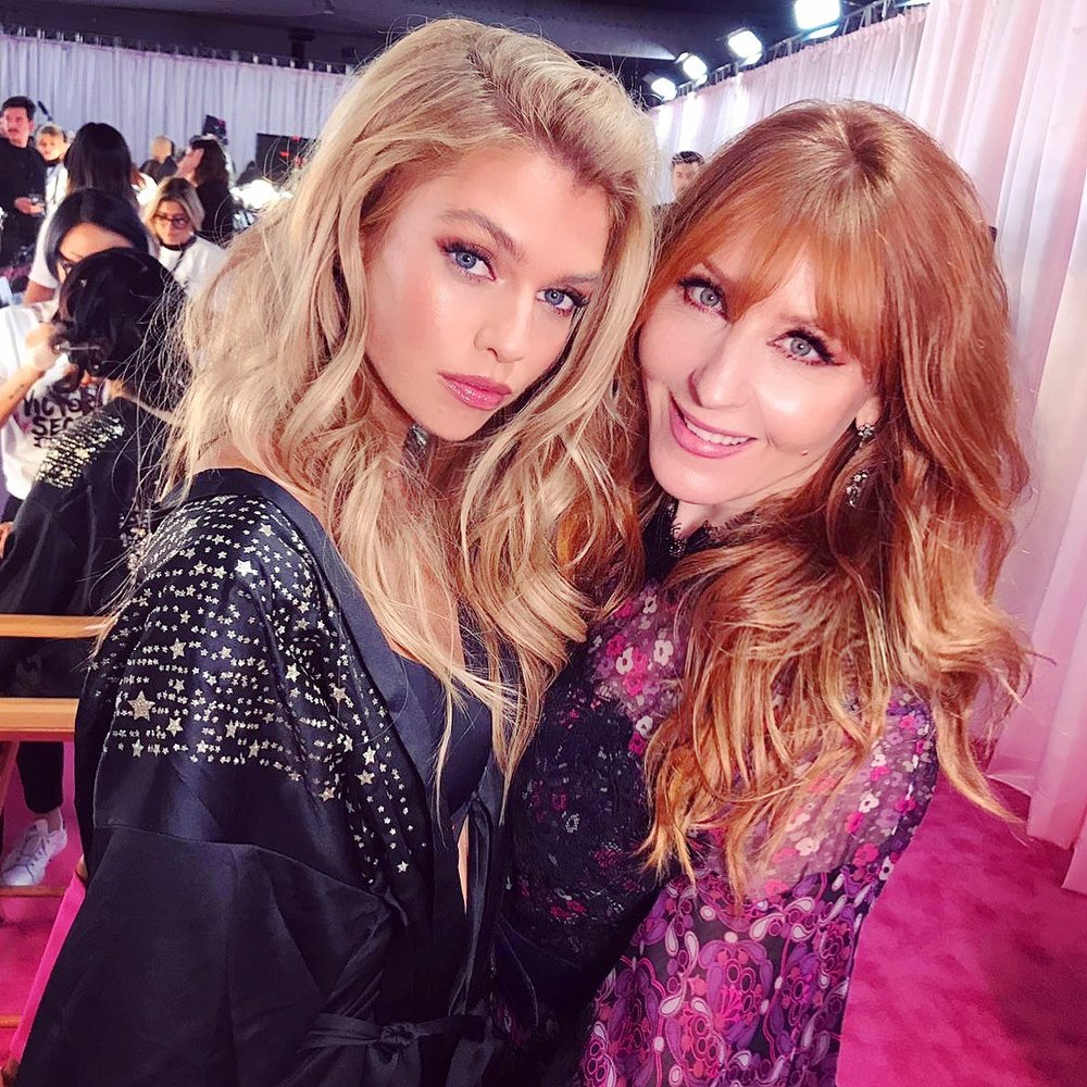 Charlotte Tilbury/VS Fashion Show
