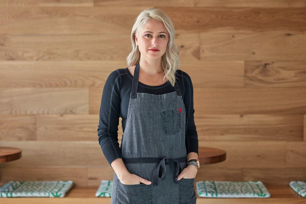 Chef Brooke Williamson