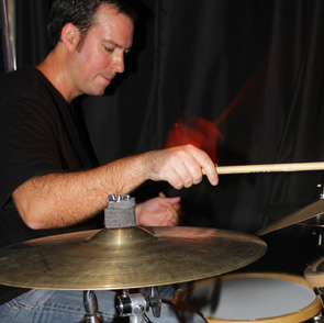 Brad Draper, percussion teacher, Drum set teacher, private music lessons