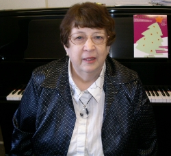 Carol Carlson, piano teacher, private music lessons