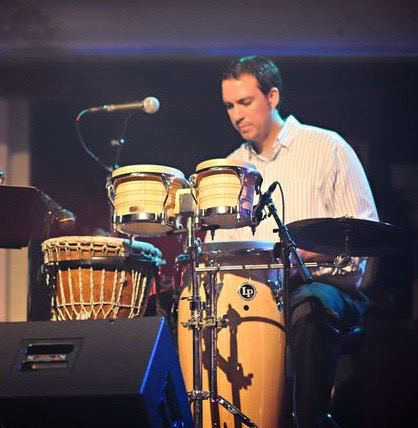 Brad Draper, World Percussion Teacher