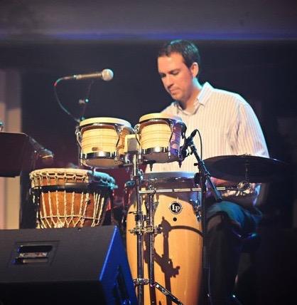 Brad Draper, World Percussion Teacher