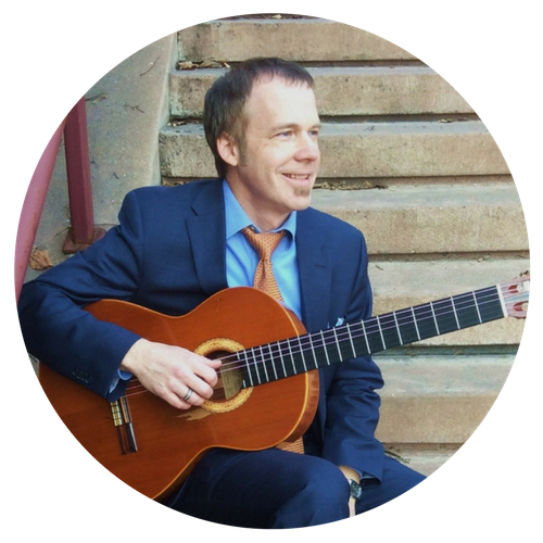 Jeff Brueske, Guitar teacher, private music lessons