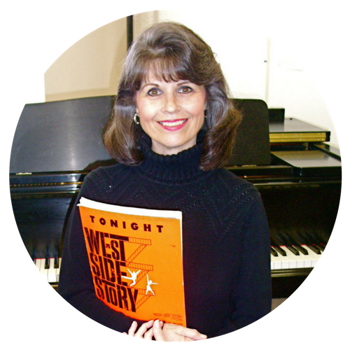 Andrea Wheeler, voice and musical theatre teacher, private music lessons
