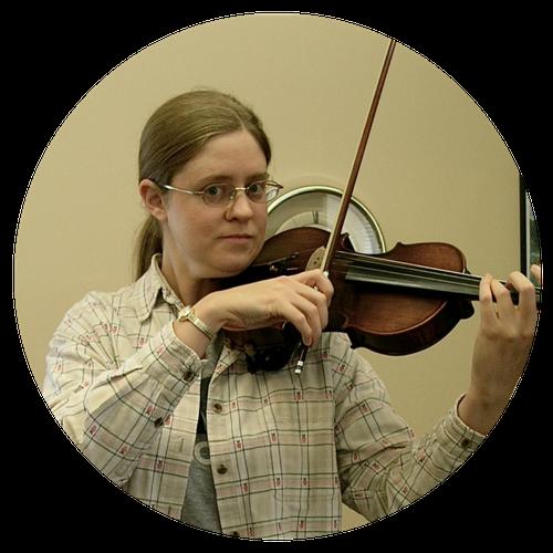Marnie Thies, suzuki violin teacher, private music lessons