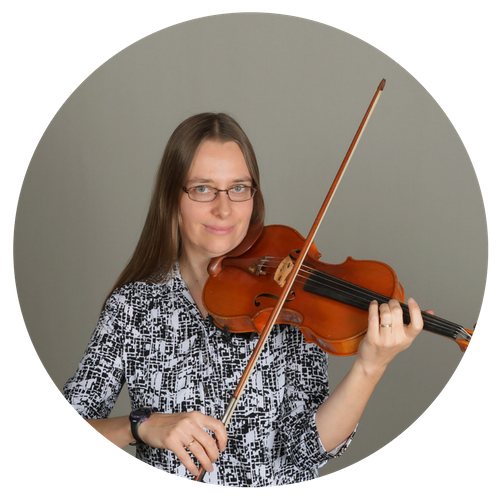 Benita Gemechu, violin teacher, music for little sparrows, private music lessons, group classes
