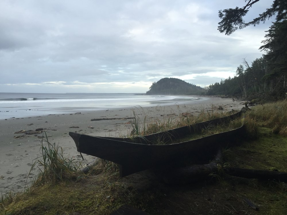 Haida Gwaii - The location of our very first Hands On Media workshop tour.