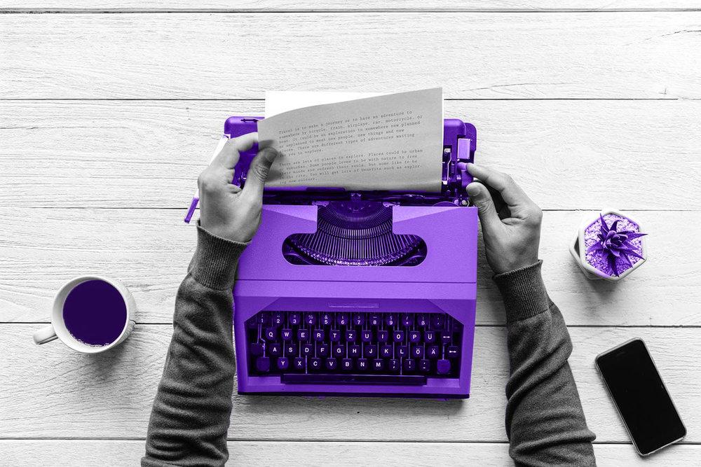 B2B Copy Services - Simplify complex information into accessible & easy to read copy