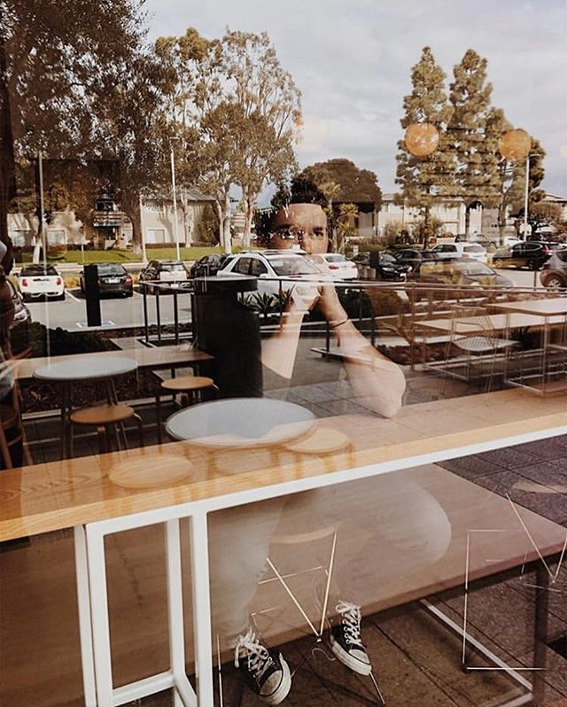 🌥Find quiet, peaceful moments amidst a busy week 🍵 Pc: @tdens