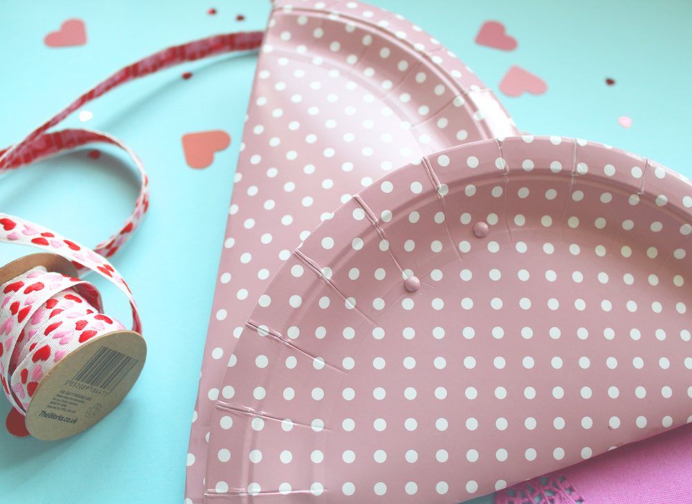 how to make a heart bag crafts for kids