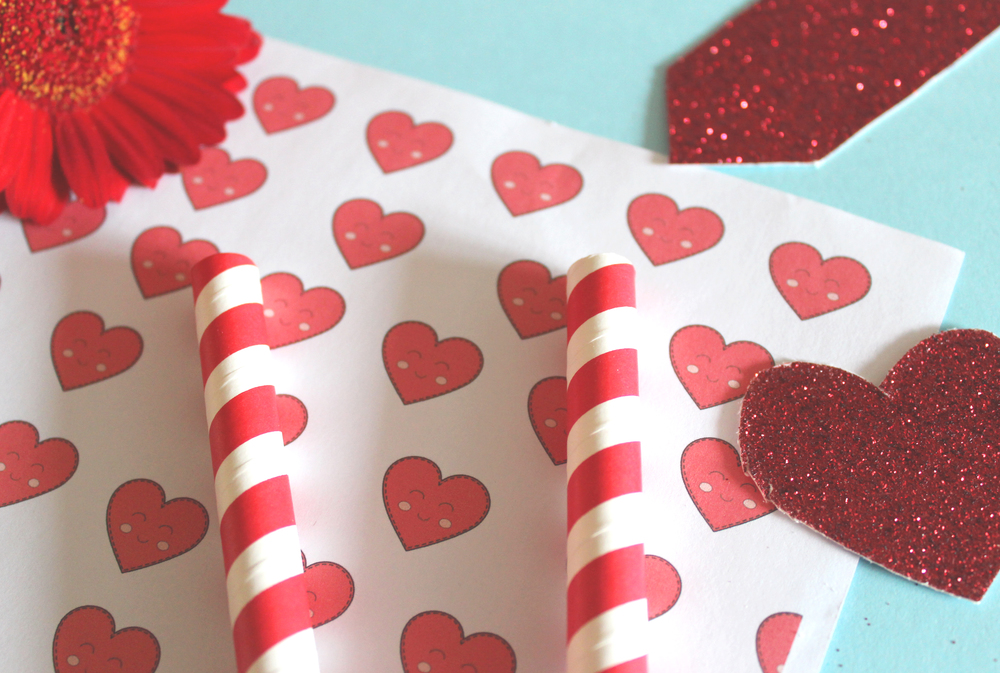 How to make valentines arrows and quiver