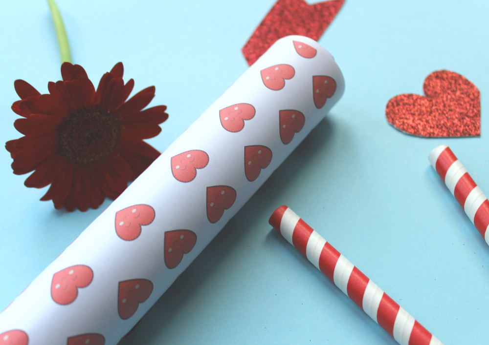 how to make valentines arrows
