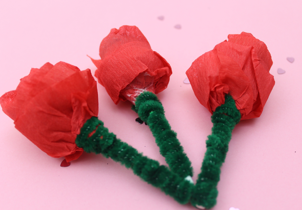 How to make Flower lollies