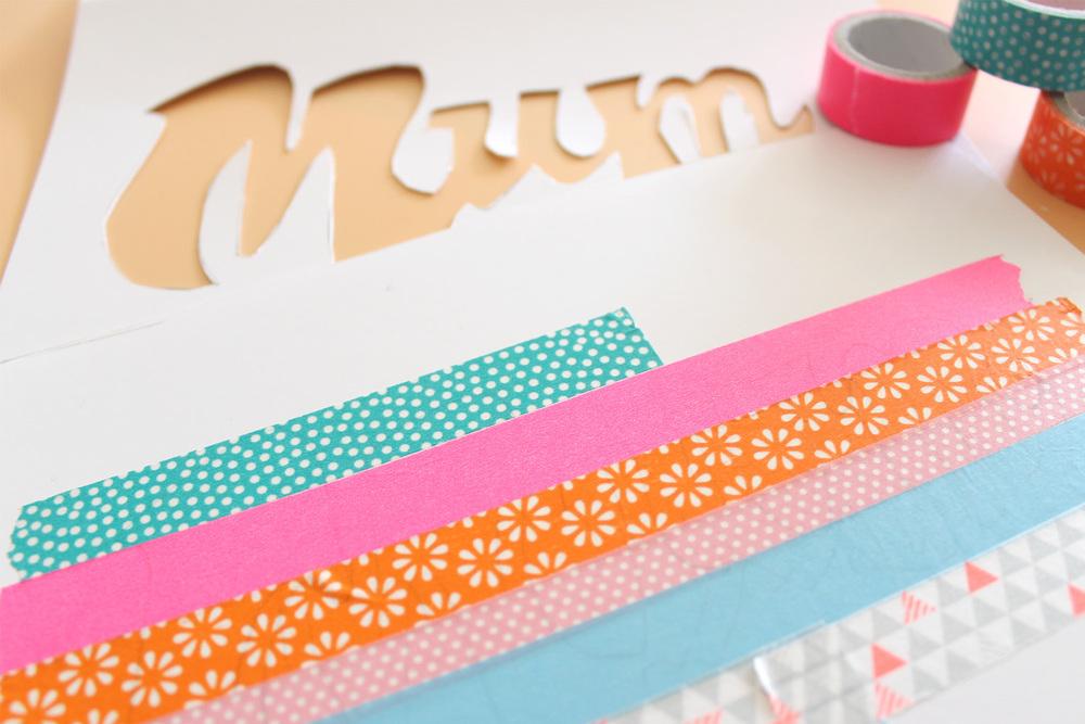 mum papercut