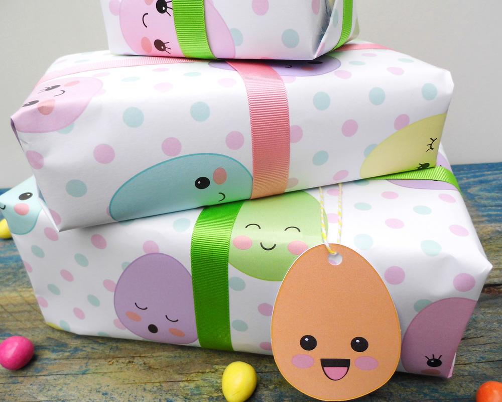 free printable easter wrap
