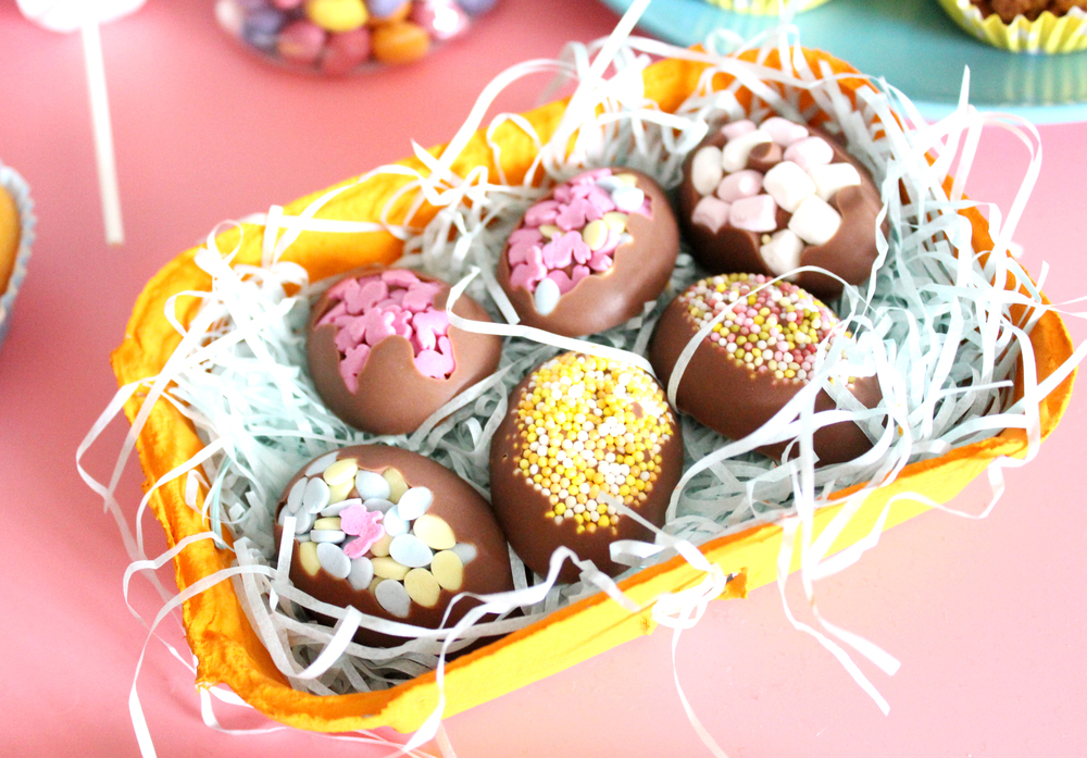 chocolate easter treats