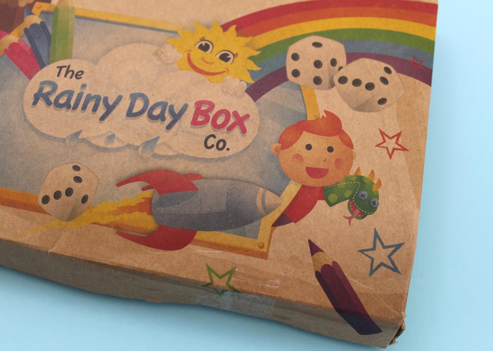 rainy day box review