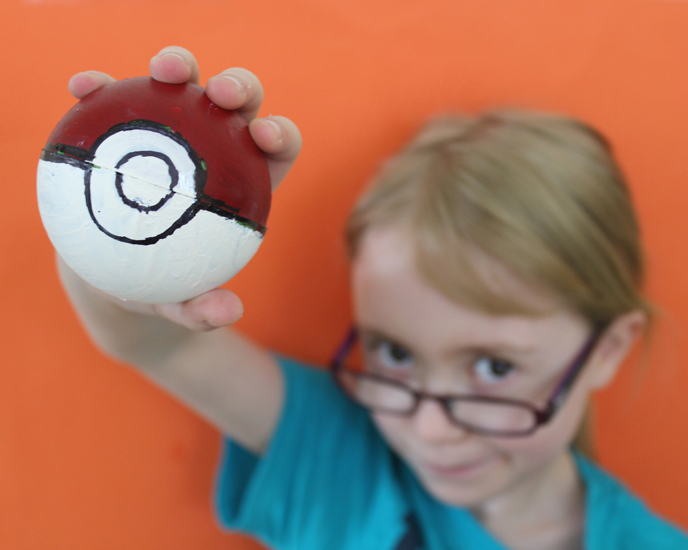 pokemon ball craft