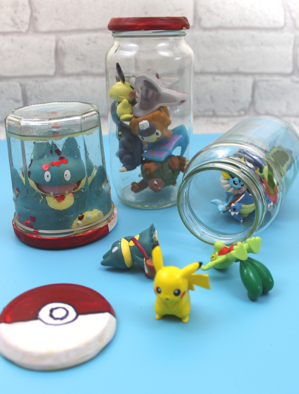 pokemon jars