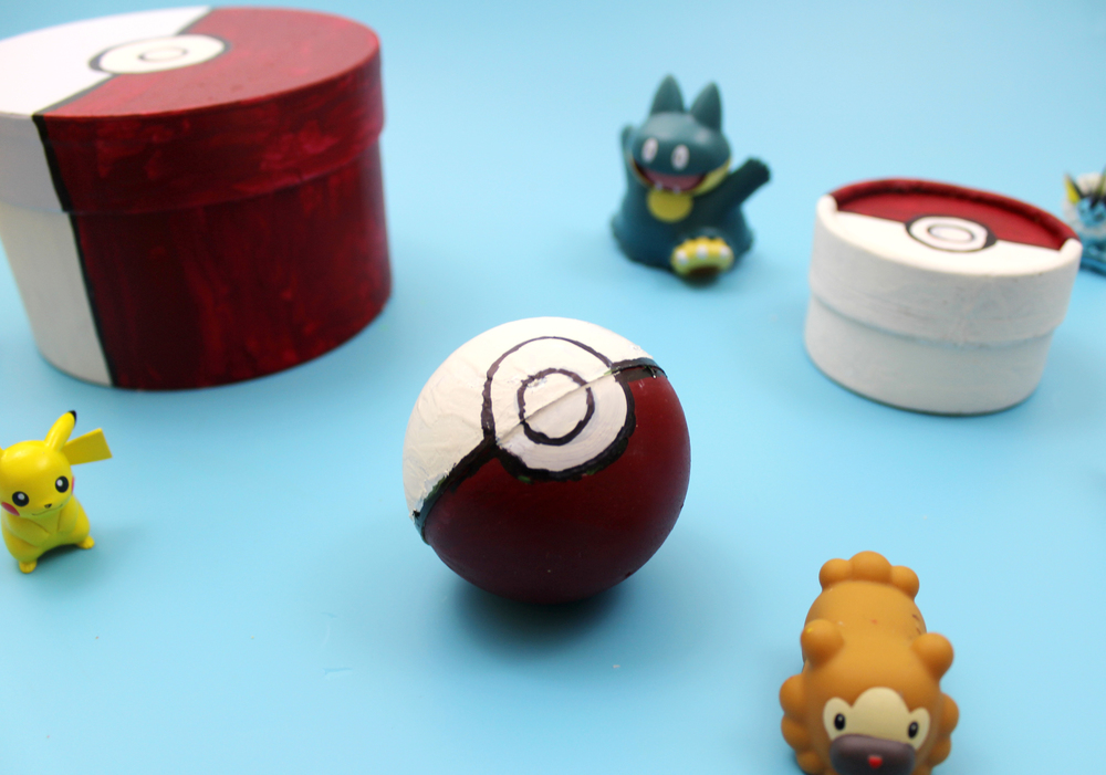 pokemon go crafts