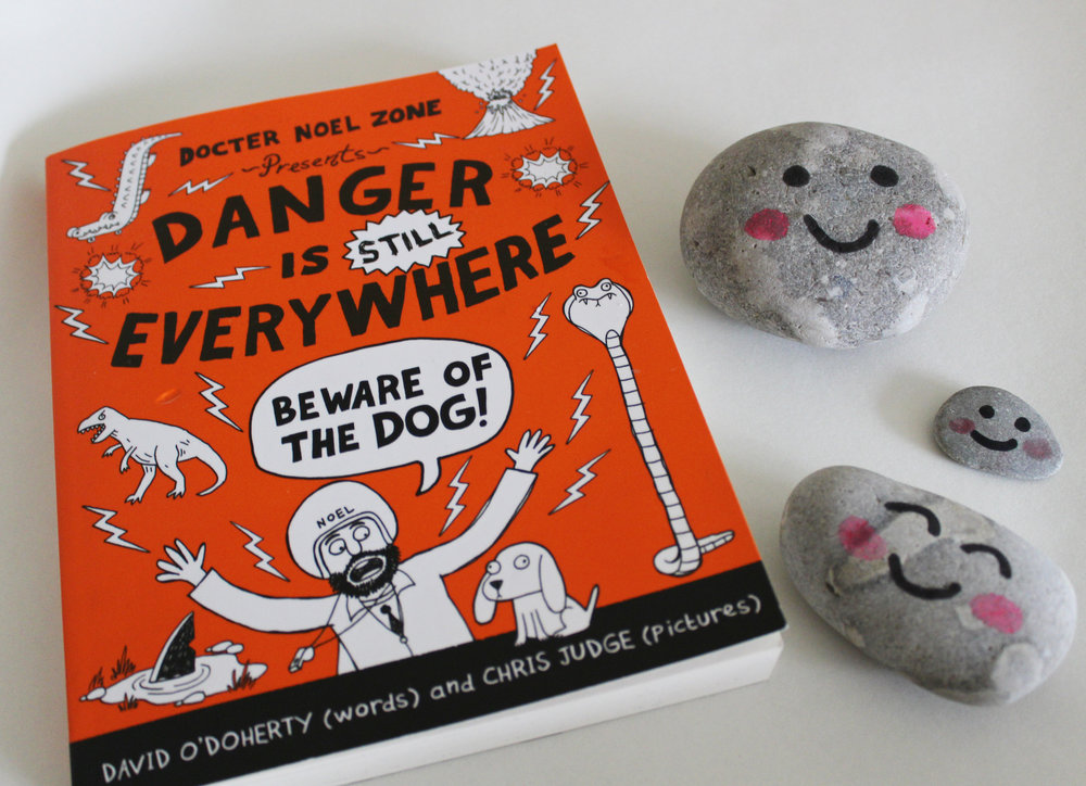 danger is still everywhere book review