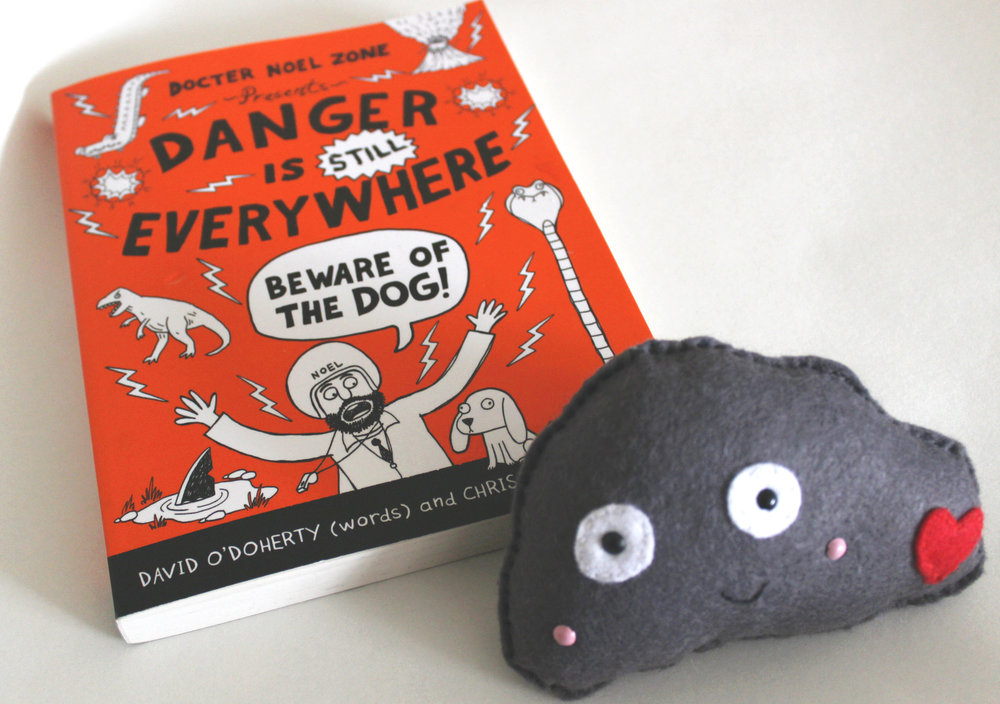 danger is everywhere book