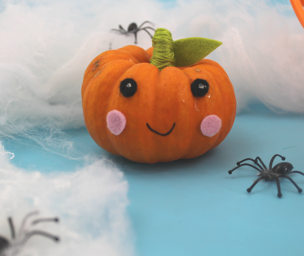 CUTE KAWAII PUMPKIN