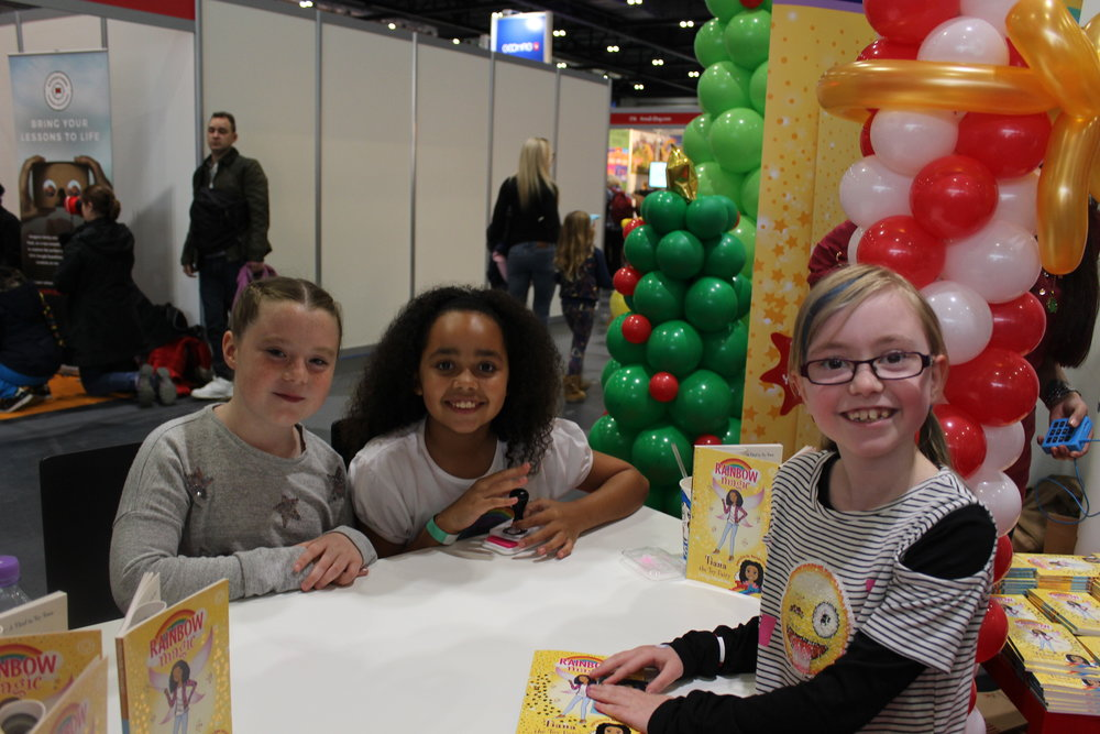 toys and me book signing with chloe me just me